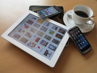 Digitale diensten van de bib